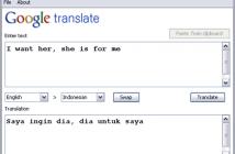 google-traduction-translate