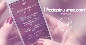 AdopteUnMec-Cyril