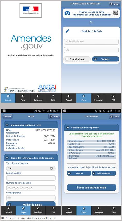 amendes.gouv-application-smartphones