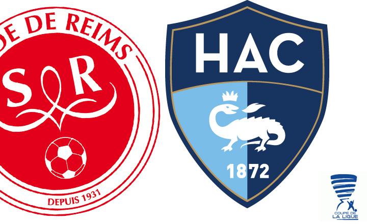 Le Havre résiste à Reims